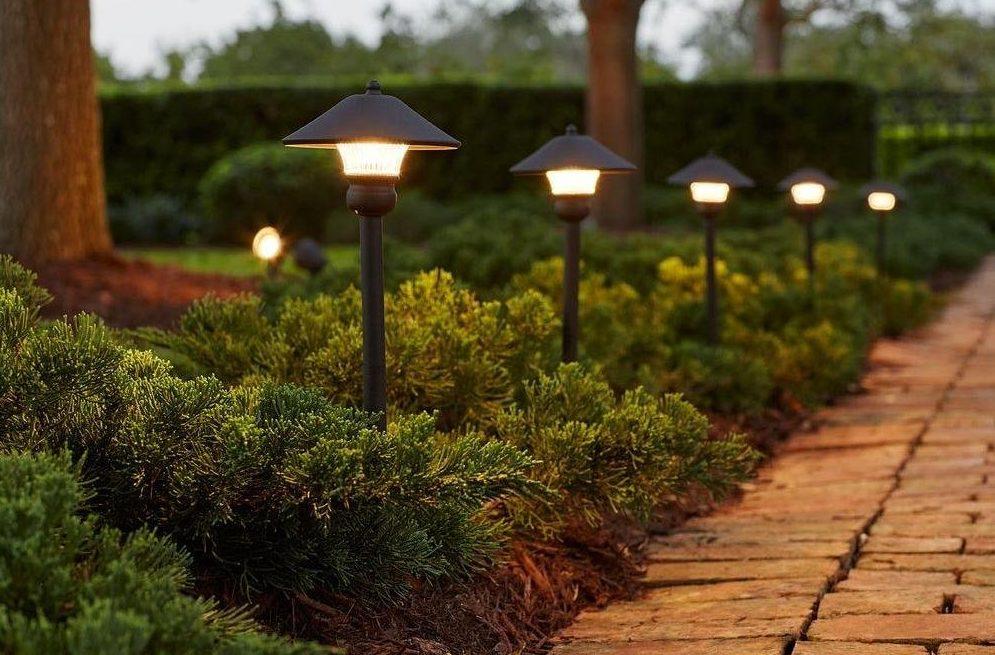 Professional Landscape Lighting Experts Baytown Texas